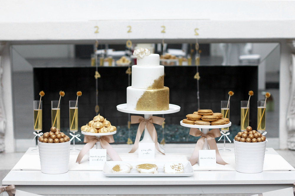 Dessert Table Ideas For Graduation