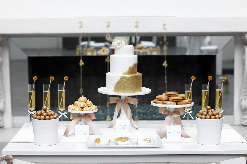 Dessert Table Ideas For Graduation