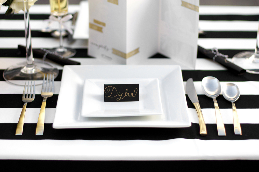Graduation Place Cards