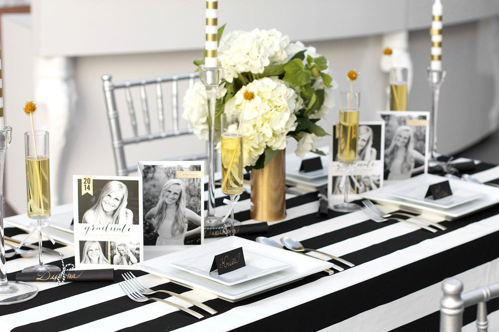 Sparkling Senior Graduation Party With Shutterfly Kristi