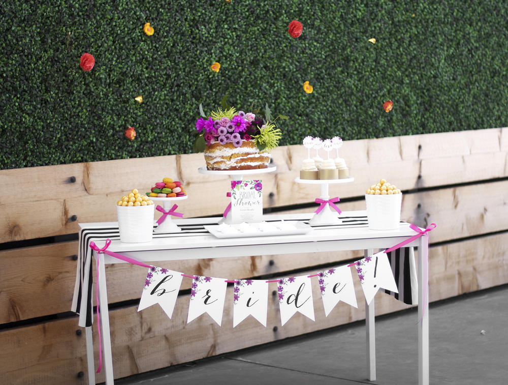 DIY Bridal Shower