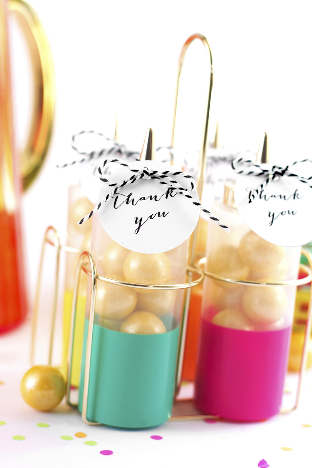 DIY Summer Party Favors