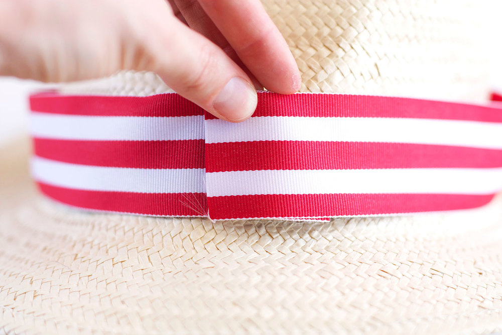 DIY 4th of July Hat