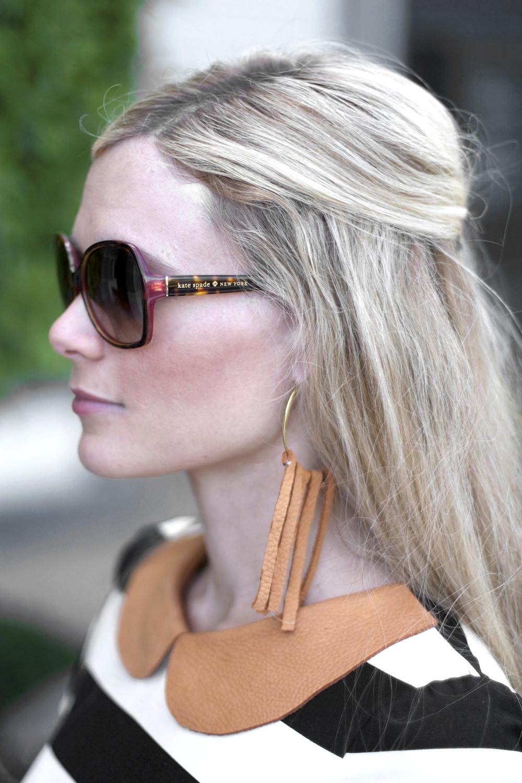 DIY Fringe Earrings