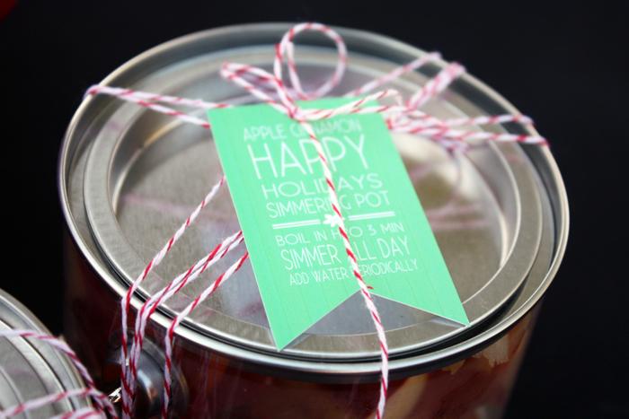 DIY bulk holiday gift ideas