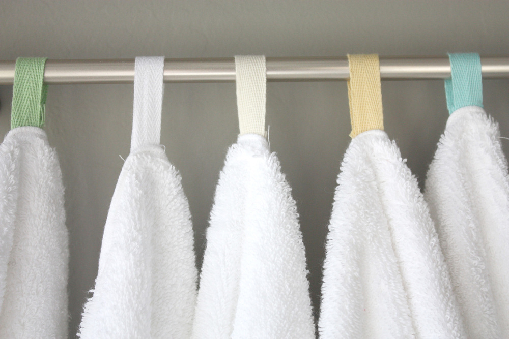 towel organization ideas