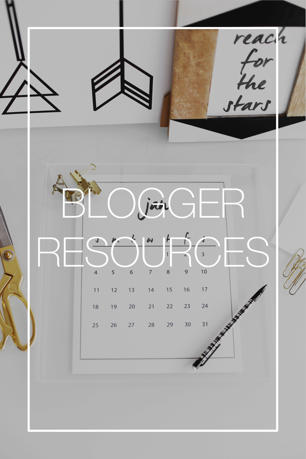 blogger resources