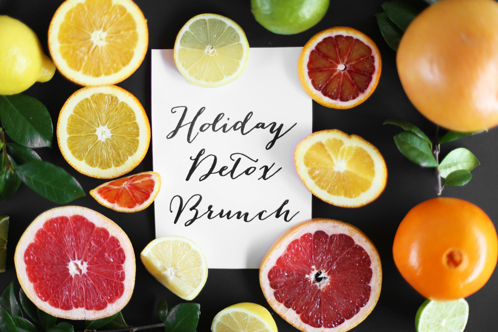 Holiday Detox Brunch