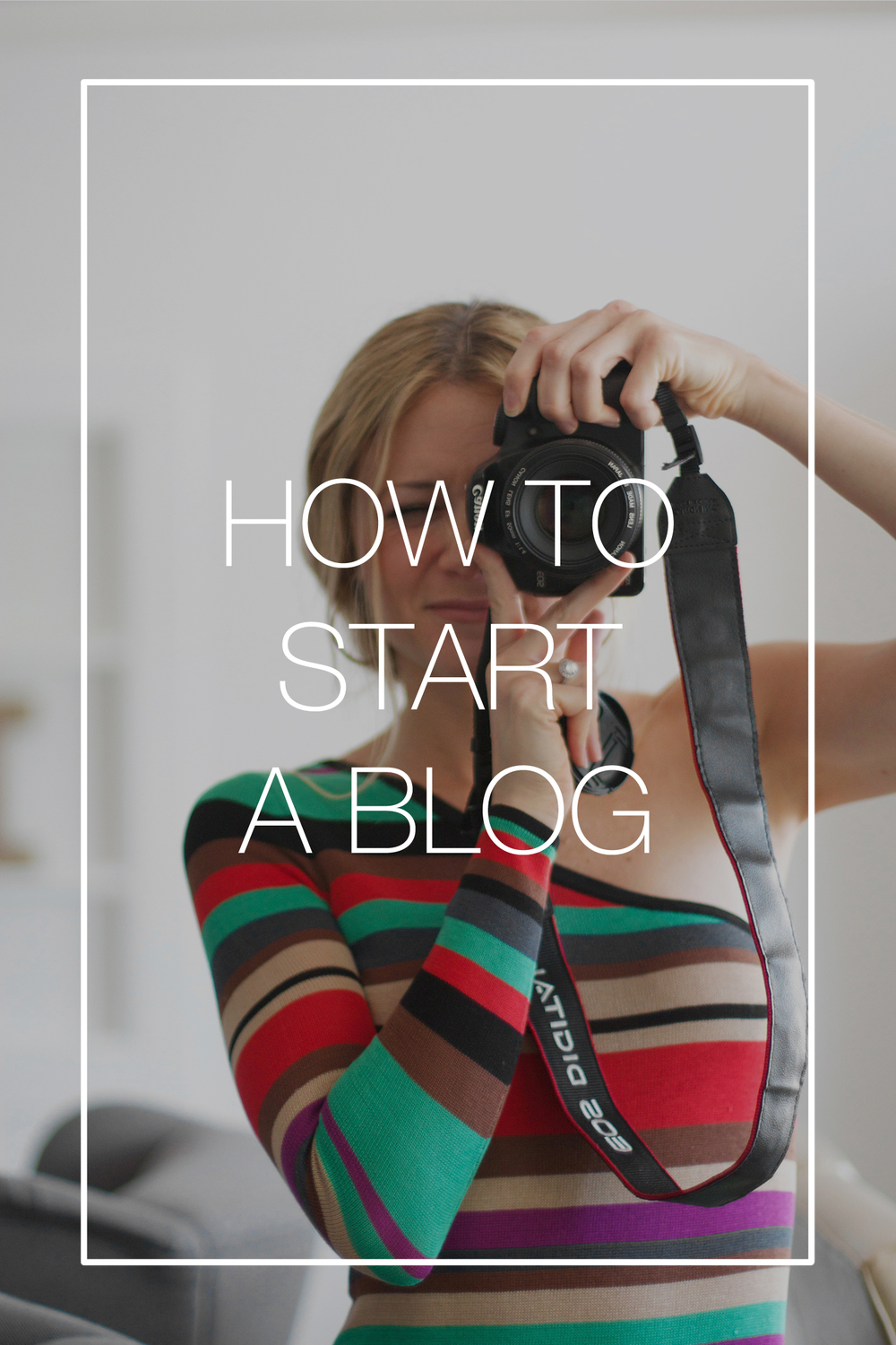 how to start a DIY blog