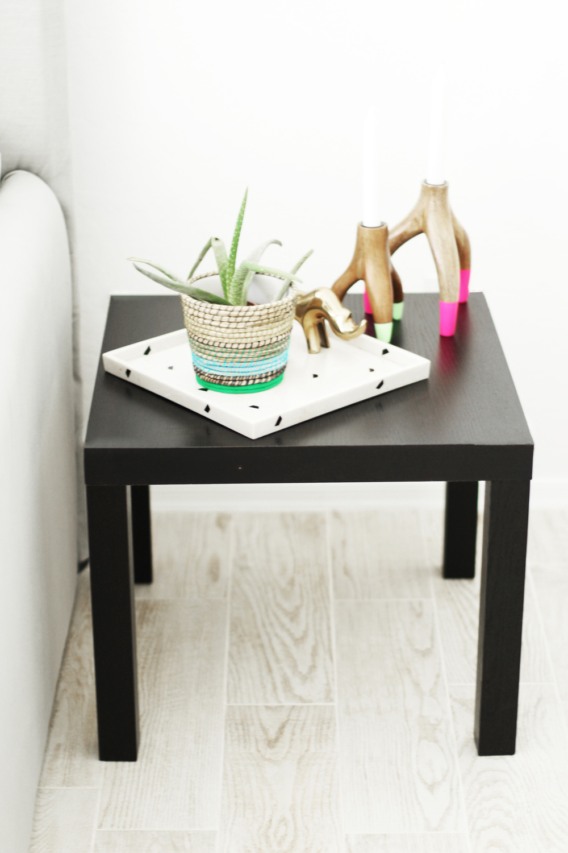 DIY side tables ideas