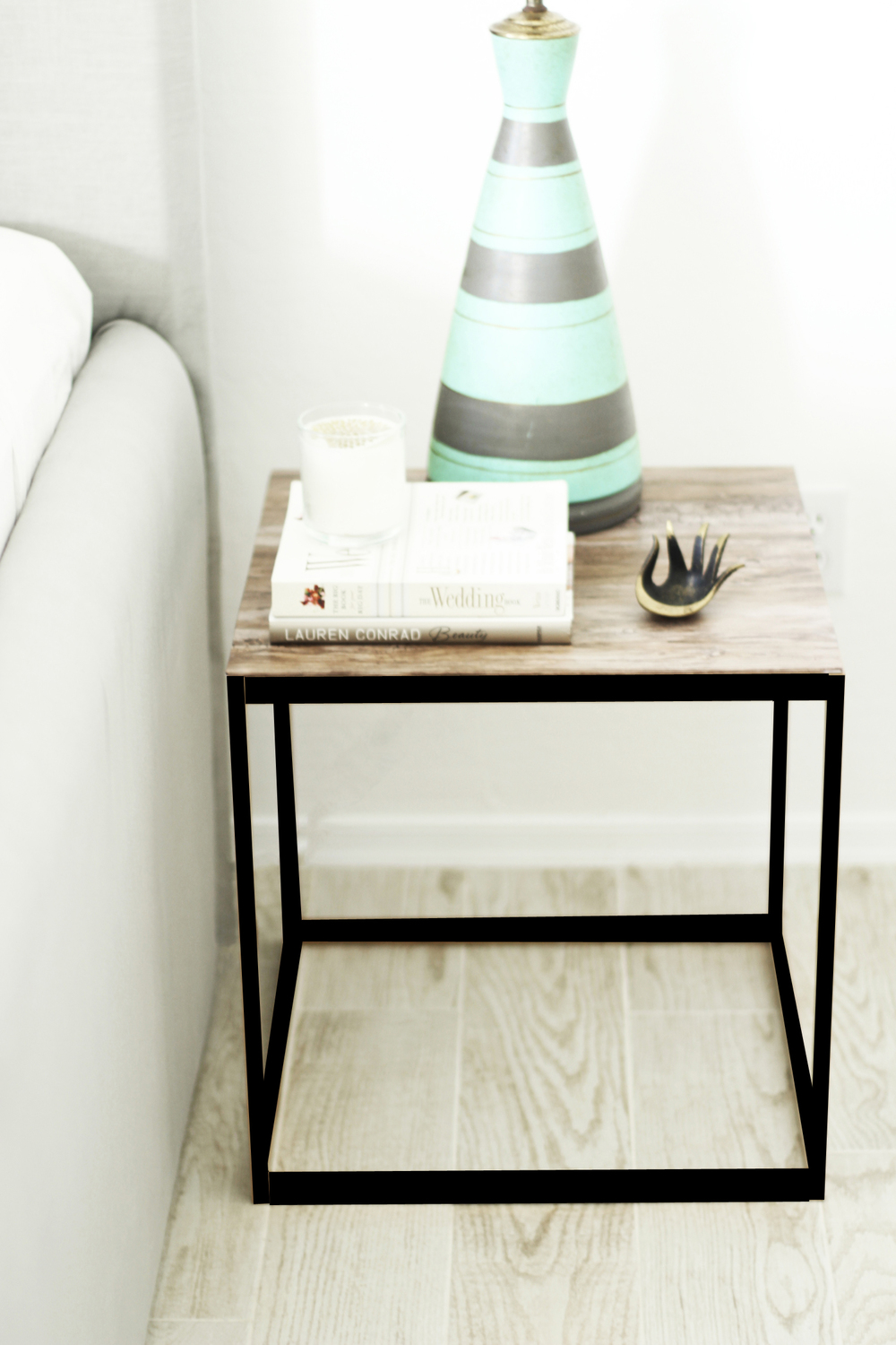 IKEA Hack Nightstand