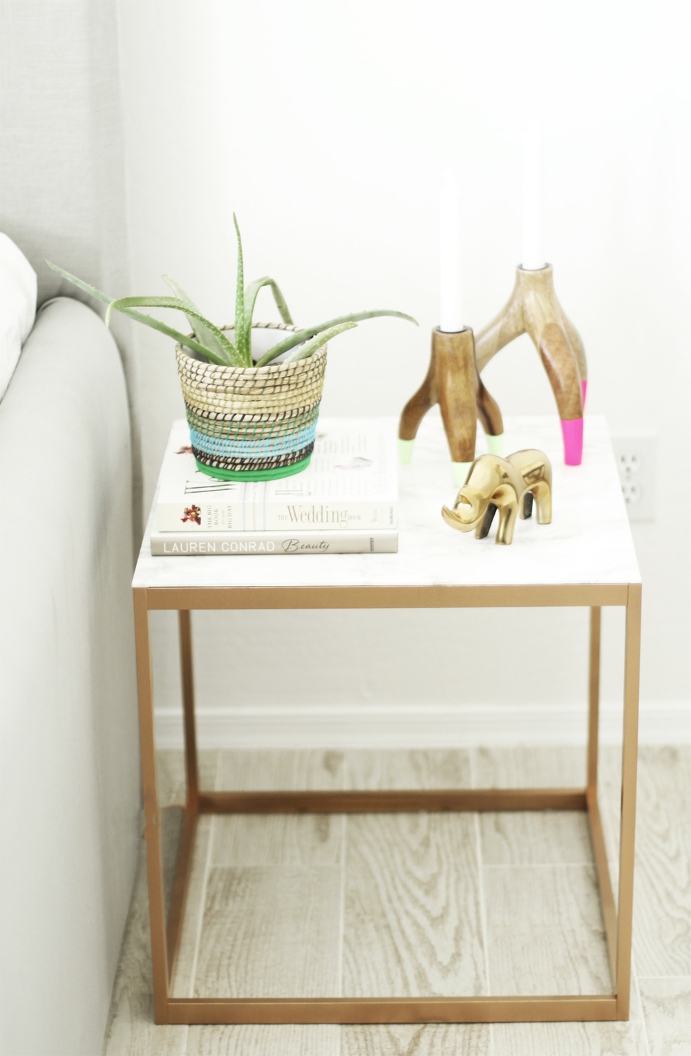 IKEA Hack Nightstand - Four Ways! — Kristi Murphy | DIY Ideas