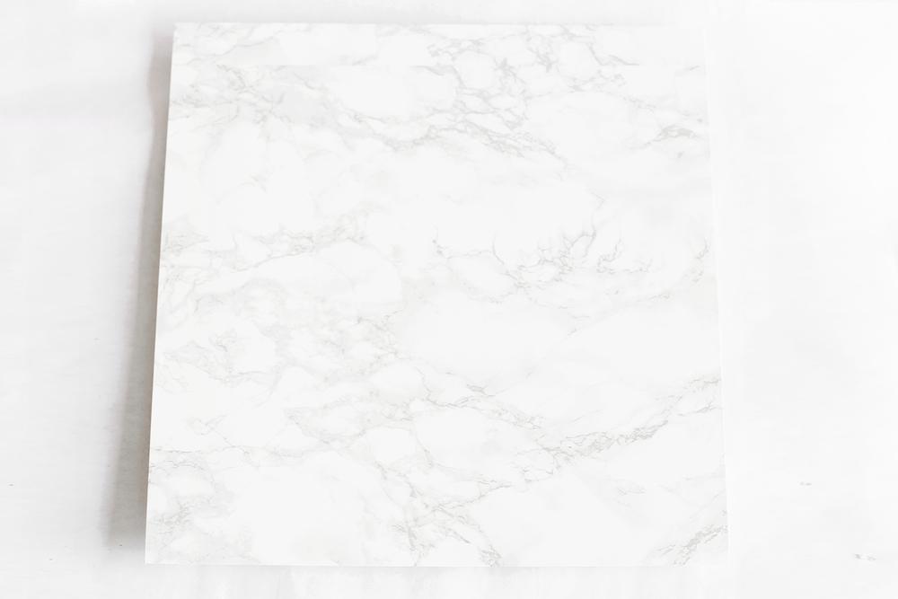 DIY marble table step 3