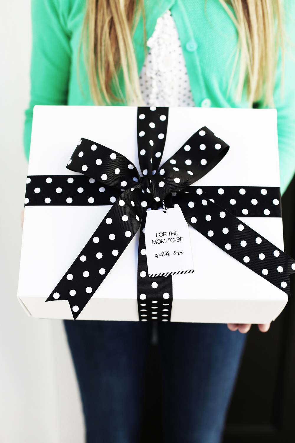 a special gift idea for the mom to be kristi murphy diy blog
