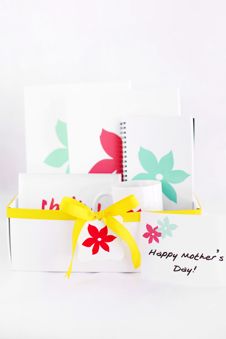 Mother's Day Spring Gift Basket