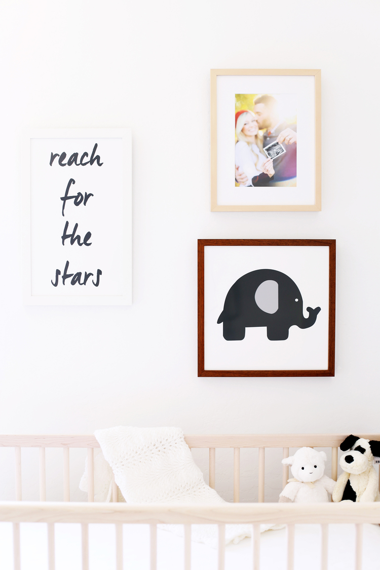 Nursery Progress ... Wall Art
