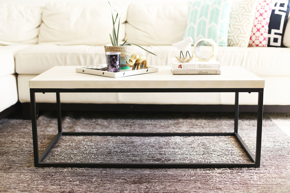 How to Style a Coffee Table Like An Interior Designer Kristi