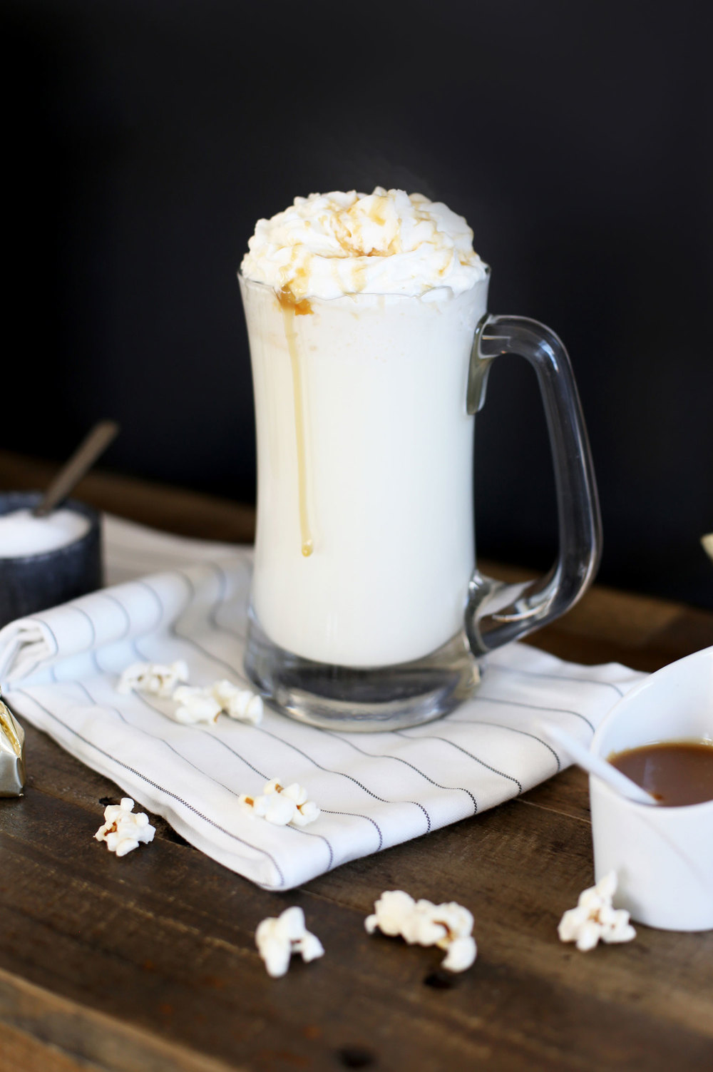 Savor the Last Few Chilly Days with Salted Caramel White Hot ...