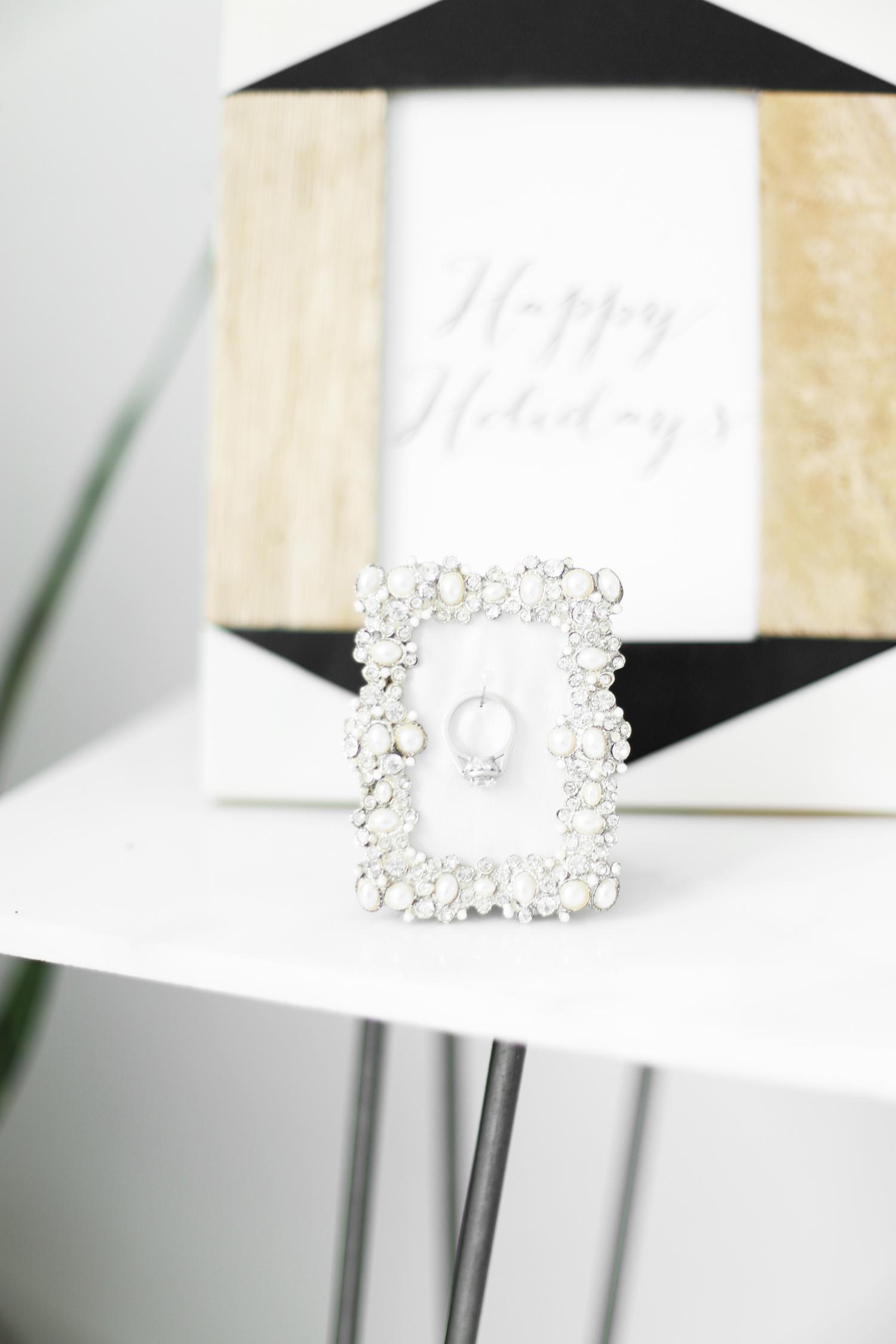 Fab Display for an Engagement Ring — Kristi Murphy | DIY Blog