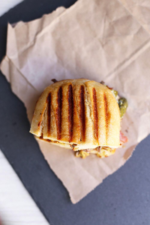 cuban press sandwich
