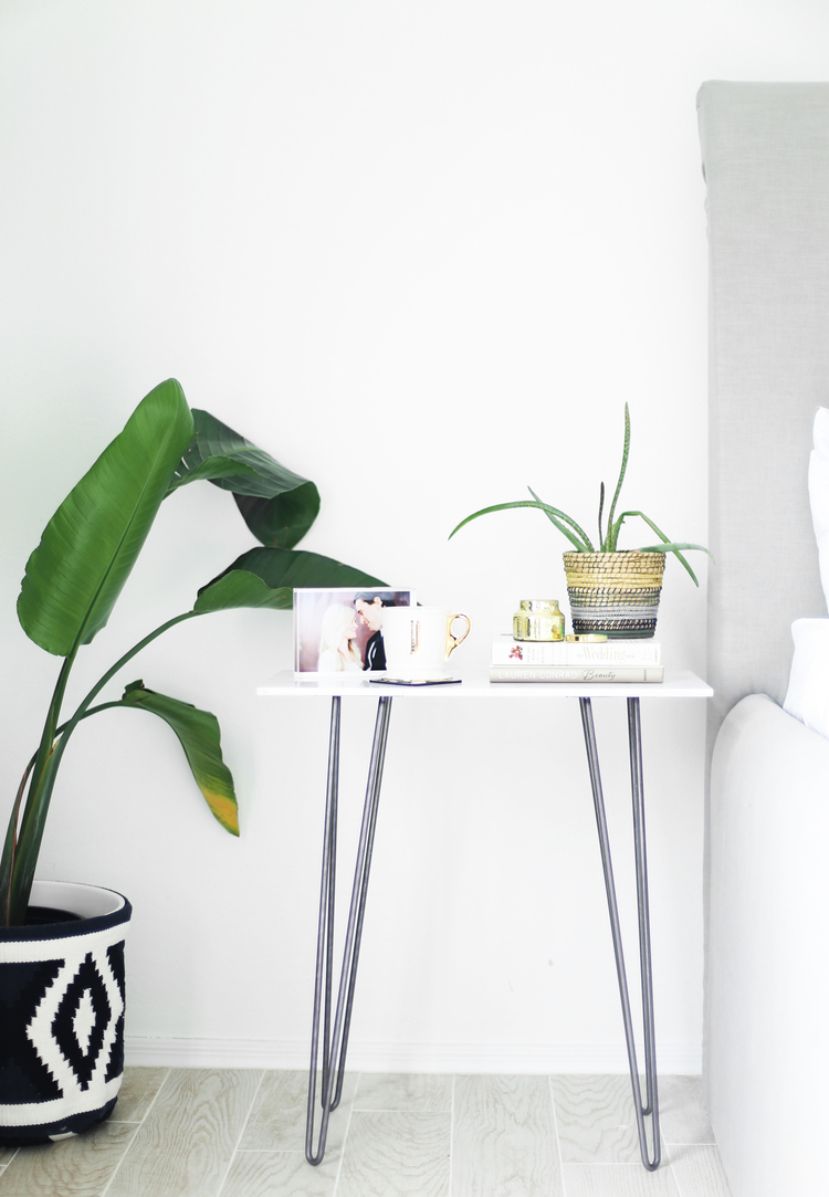 The One Step Marble Side Table Kristi Murphy Do It