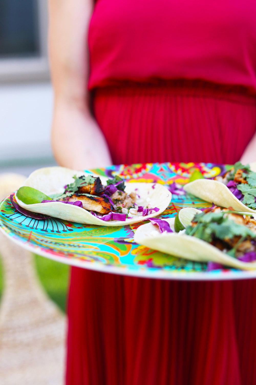 outdoor appetizers