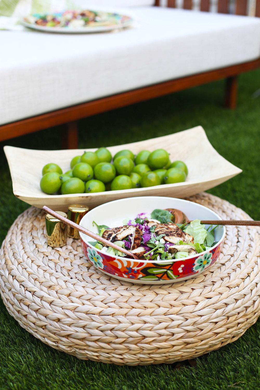 easy outdoor party food ideas