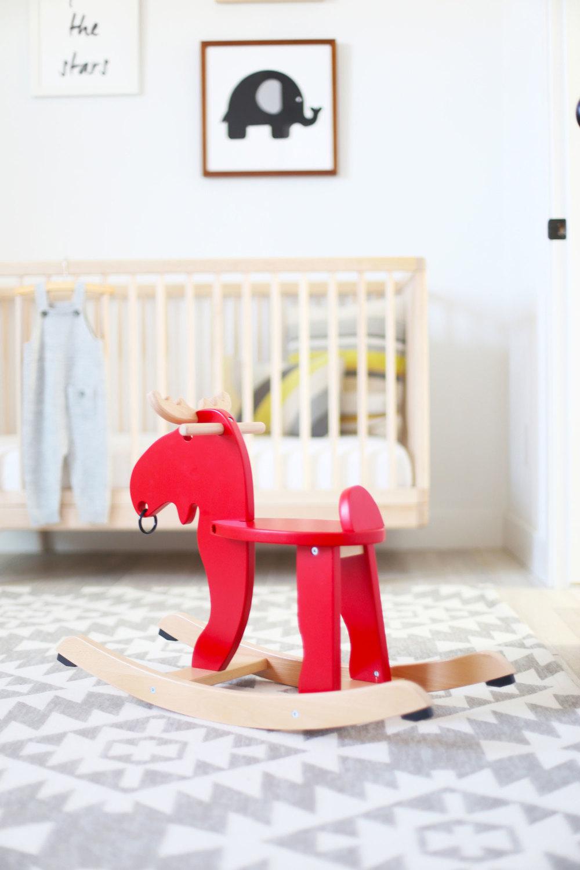 IKEA rocking horse