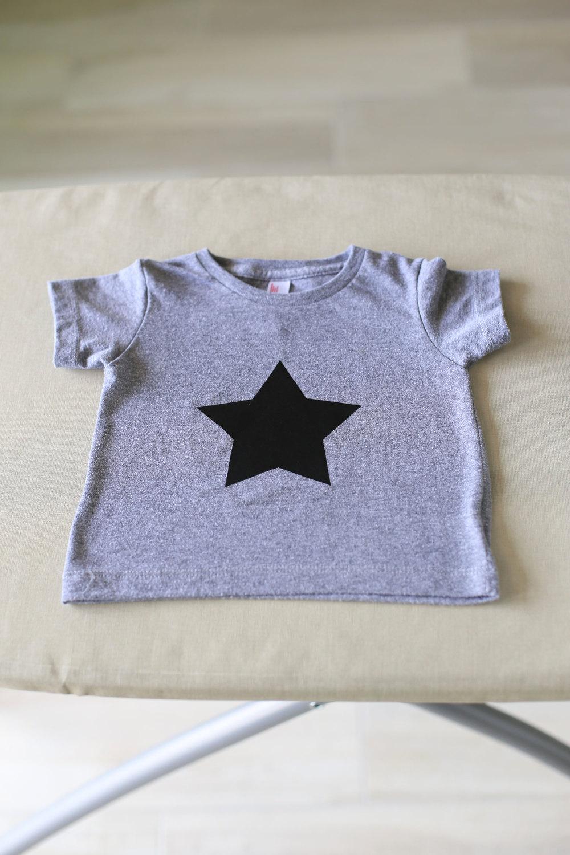 baby shirt DIY