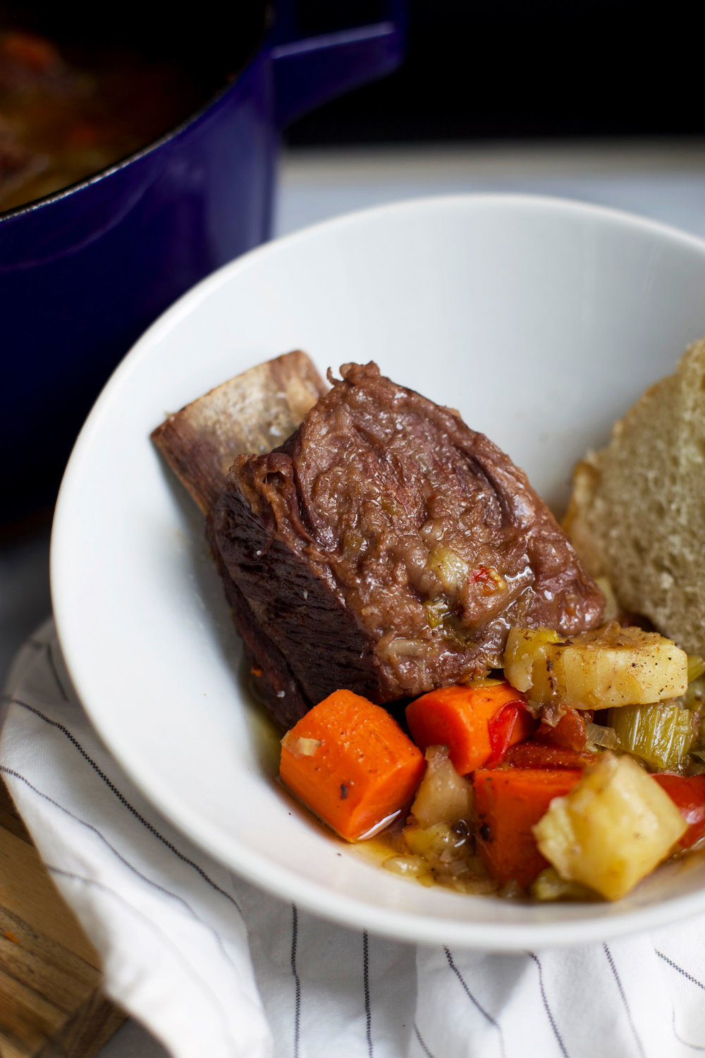 dutch oven short ribs