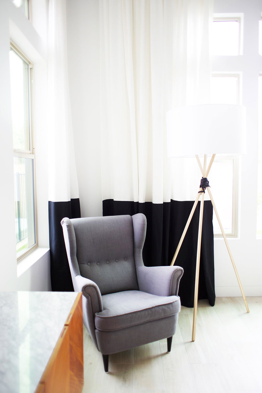 17 Images About Build Ikea Panel Curtain On Pinterest: Fresh Curtains You Can See Out But Not In
