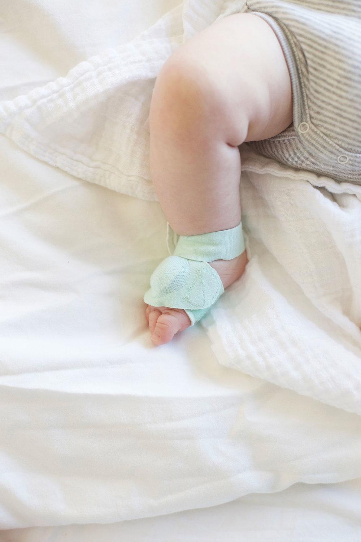 Owlet sock 2