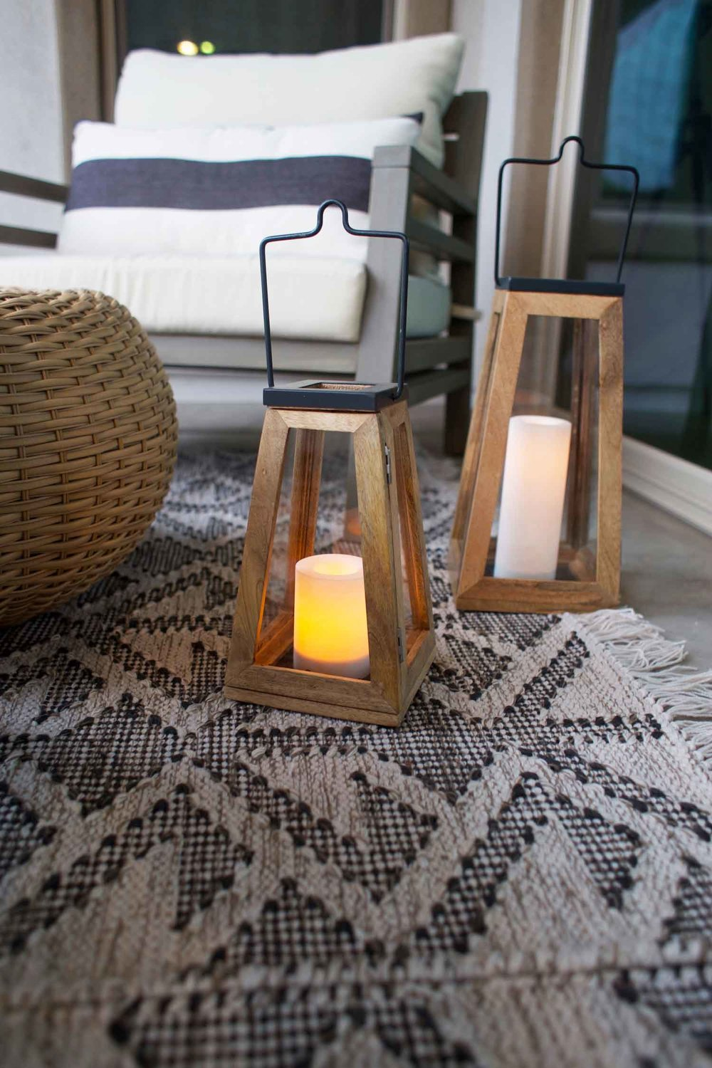 romantic patio decor ideas
