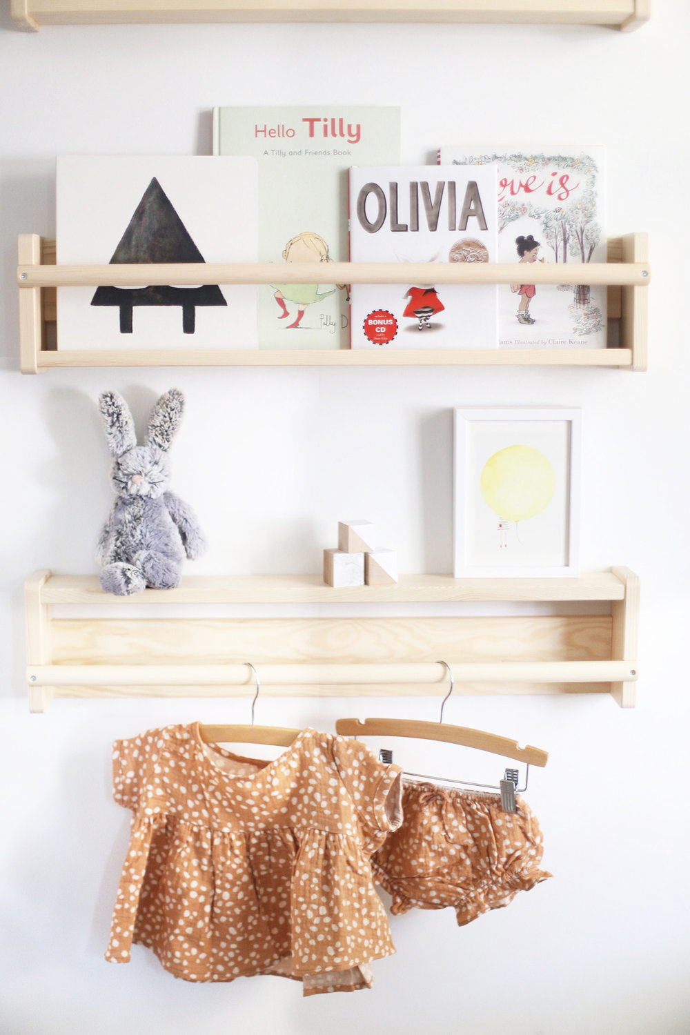 decorating a nursery