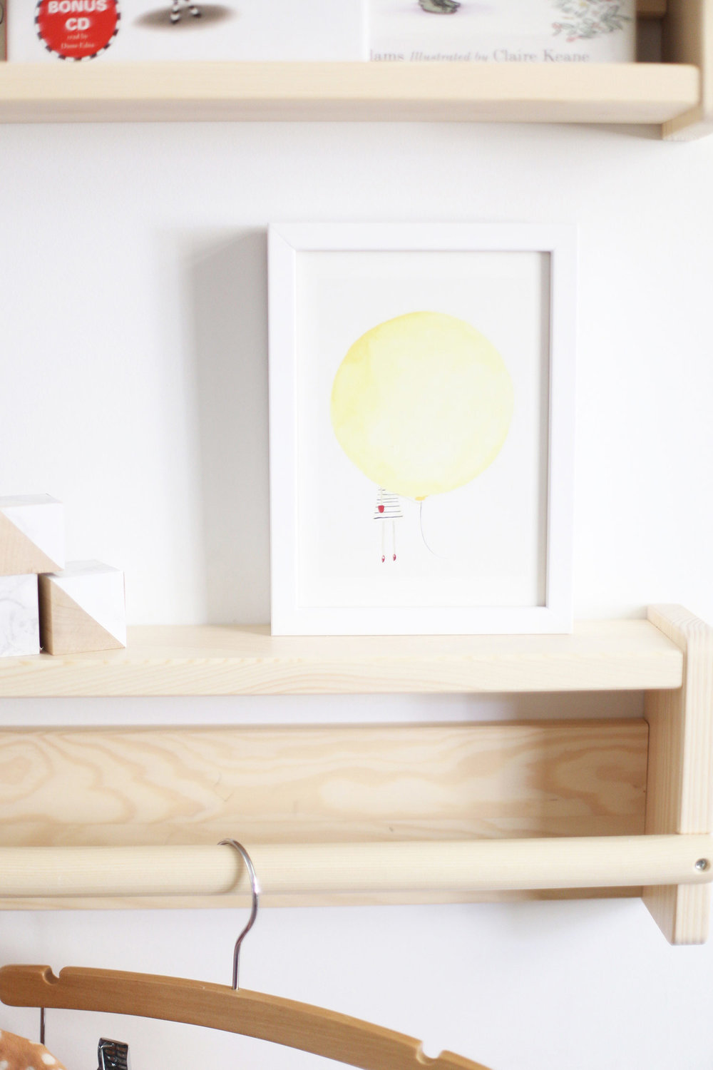Tips for Choosing Nursery Art — Kristi Murphy | DIY Blog