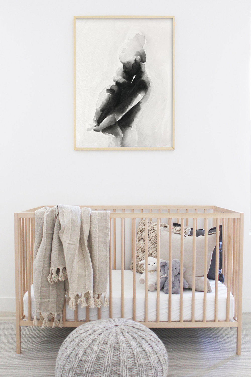 tips for choosing nursery art