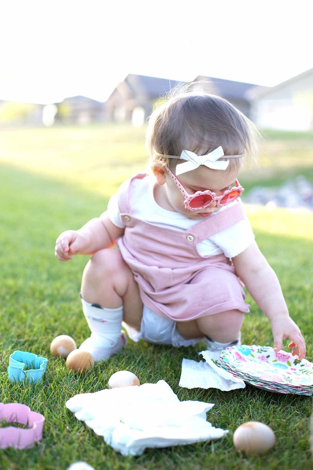 Easter outfit ideas for little girls