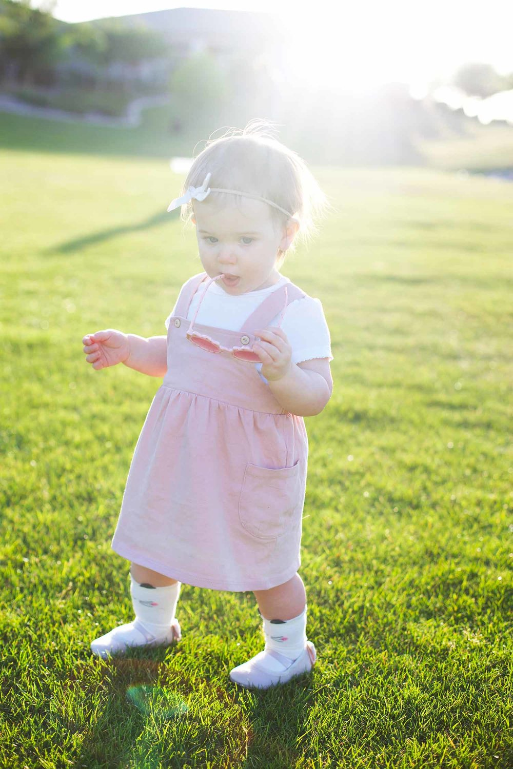 Easter dress for baby girl