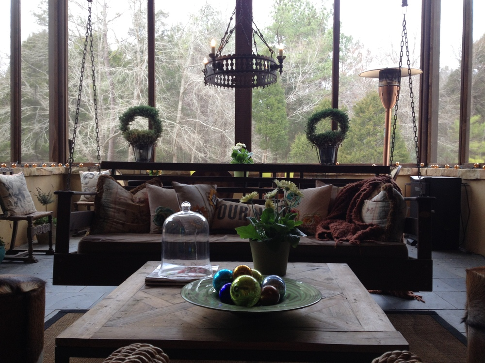 "Artist: Melissa Salem, Interior Designer ""Welcome home"""