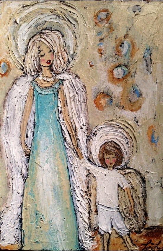 """Artist: Liz Landgren """"A Walk"""""""