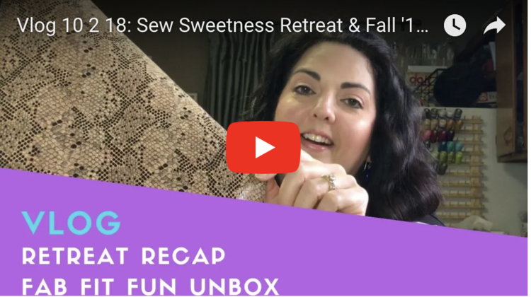 First Vlog on my YouTube Channel — Stephanie Socha Design