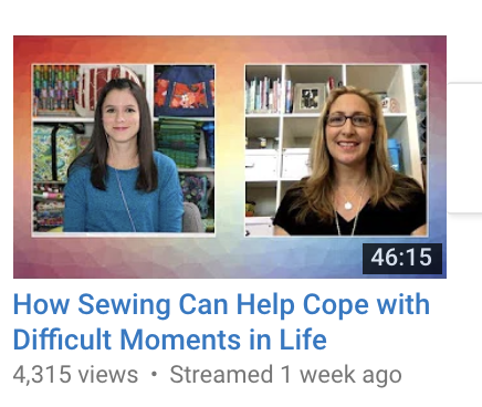 ask Sara - I found this video helpful to learn how to reduce my holiday stress