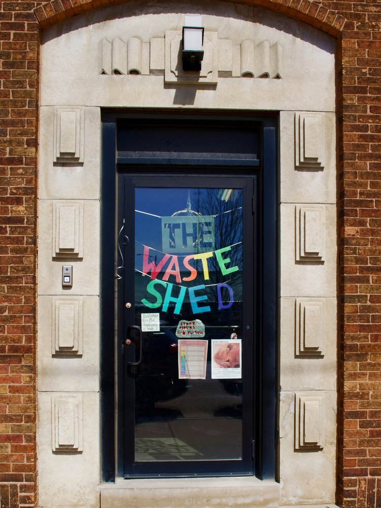 Waste Shed - Creative Re-Use Center