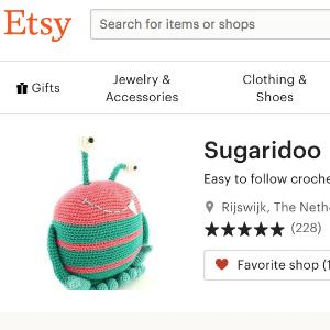 Sugaridoo Etsy Shop