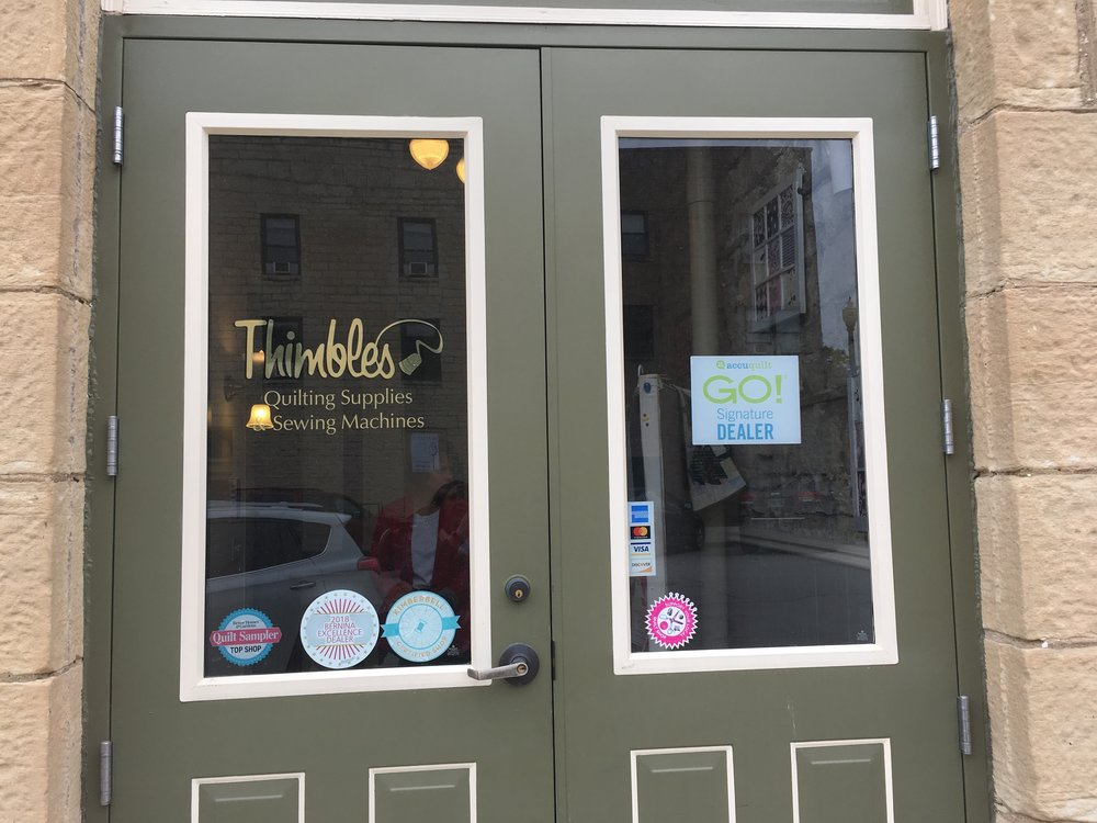 Thimbles Quilt Shop