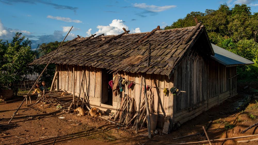Hmong Hilltribe