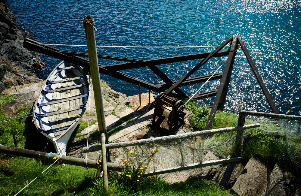 Salmon Boat & Lift