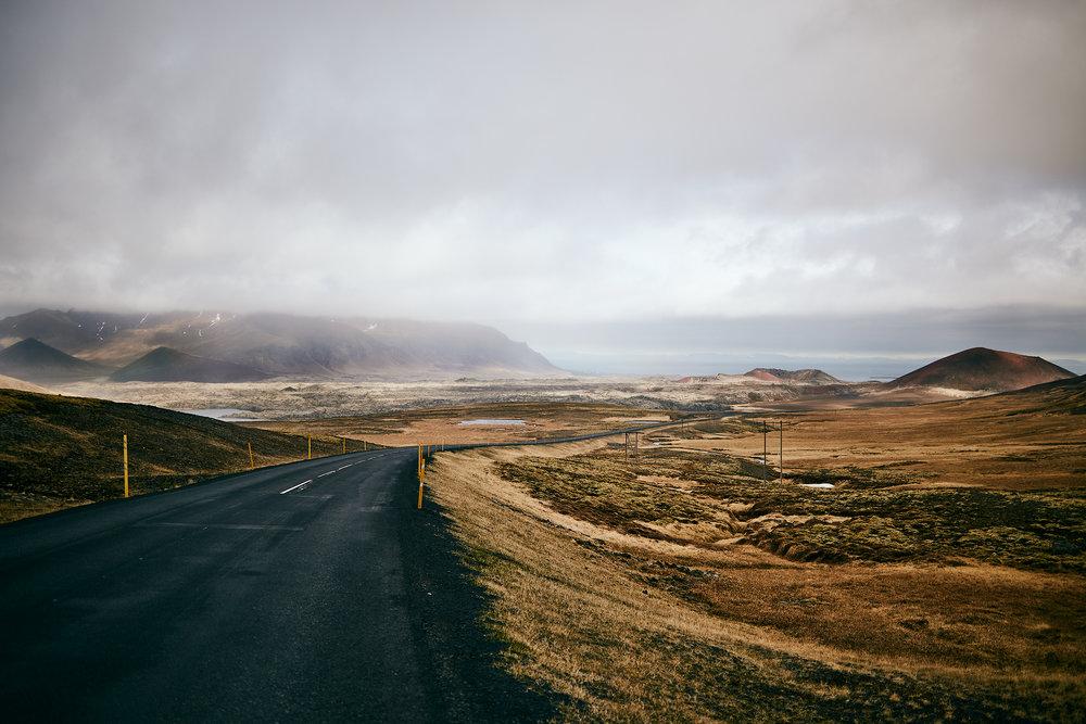 Heydalsvegur Highway