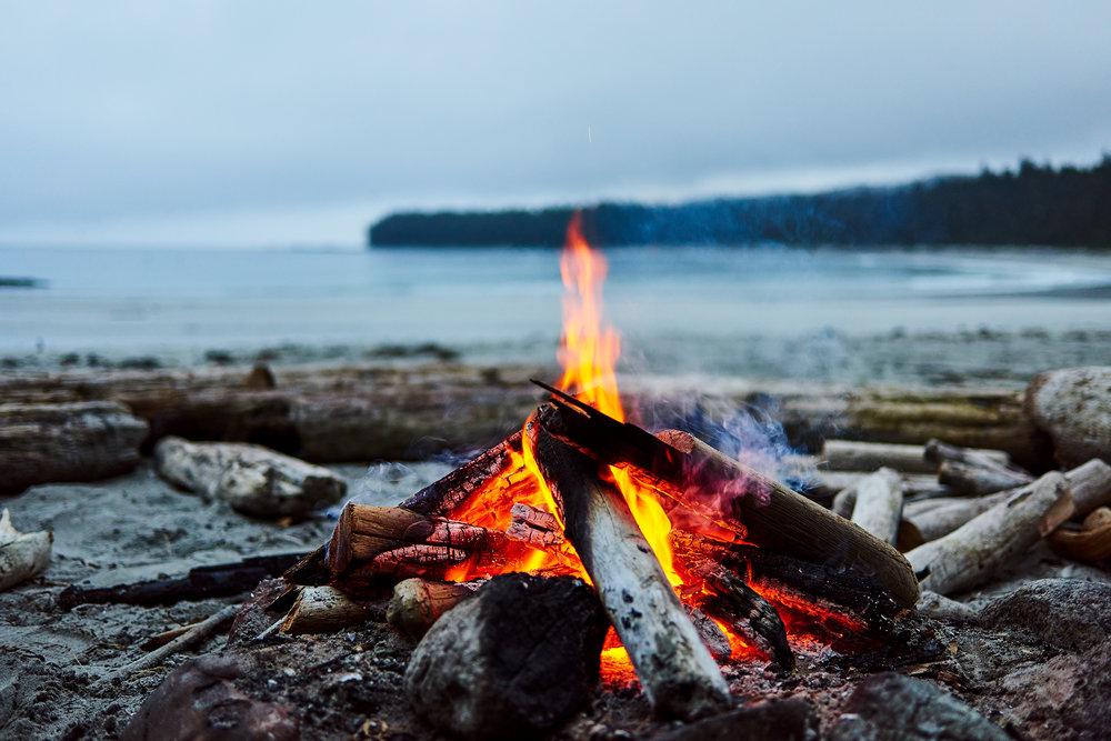 Nissen Bight Campfires