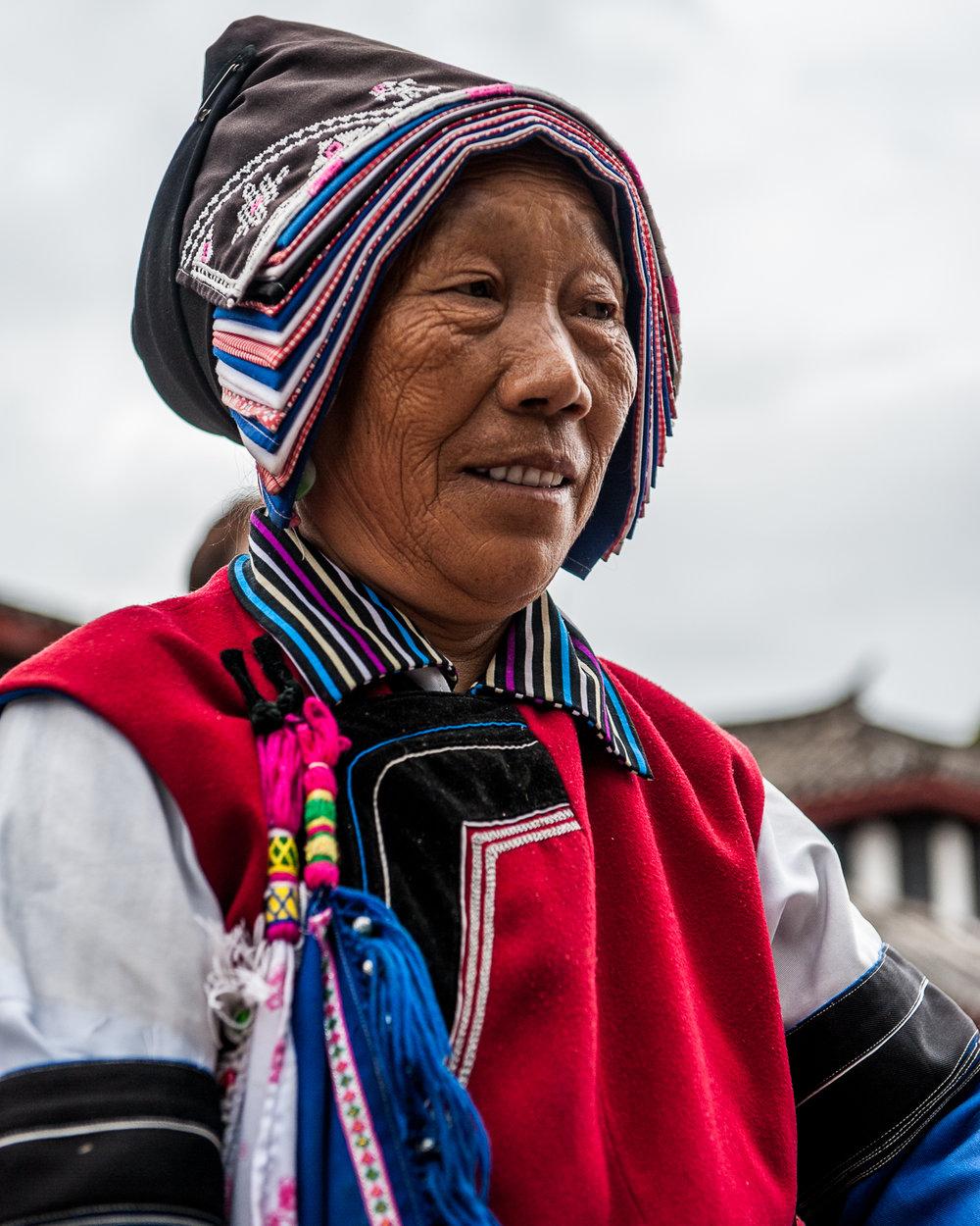 Bai Woman